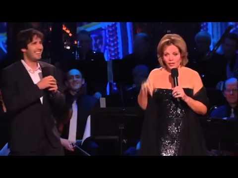 Renée Fleming & Josh Groban  Brigadoon medley