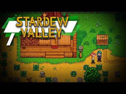 Wyntr Loves| Stardew Valley |1| Lets Begin!