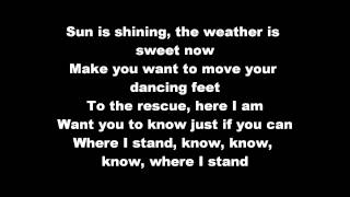 Sun Is Shining Lyrics