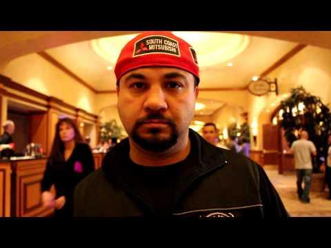 Marco Contreras Interview Before Facing Magdaleno