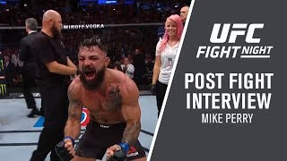 UFC Fort Lauderdale: Mike Perry -