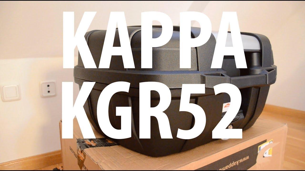 nueva colección código promocional nuevos productos Unboxing Kappa Garda KGR52 in a minute (Givi Trekker alternative?) | Rider  Lee