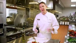 The Capital Grille - Mozzarella Tomato Salad