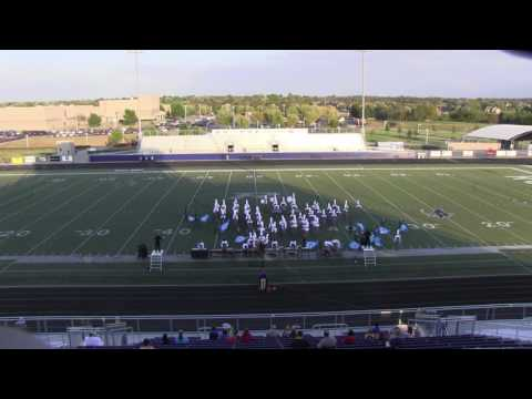 Berryville High School Band performs at Region VI Assessment