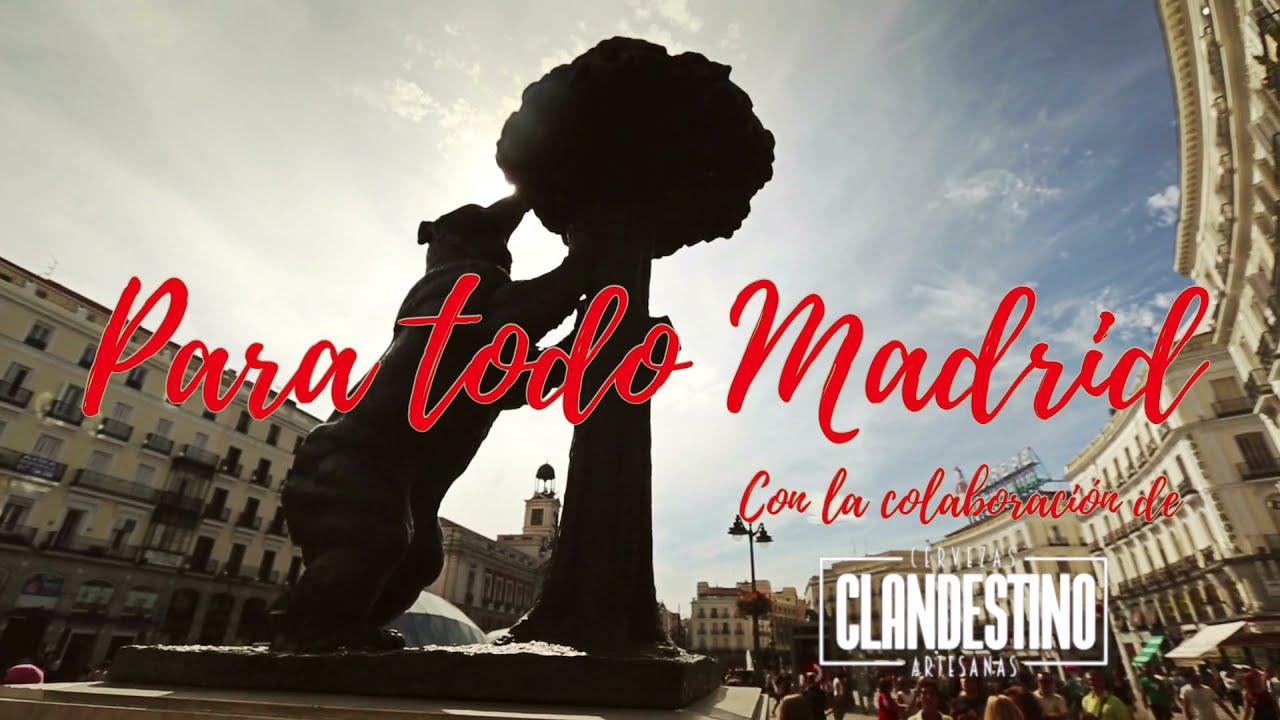 RAD ya está en Madrid