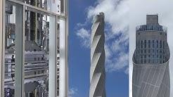 Testturm Rottweil - Reportage - thyssenkrupp-MULTI-Elevator, Panorama-Aufzug, Konferenzraum in 220 m