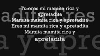 Kumbia All-Starz- Rica Y Apretadita Lyrics
