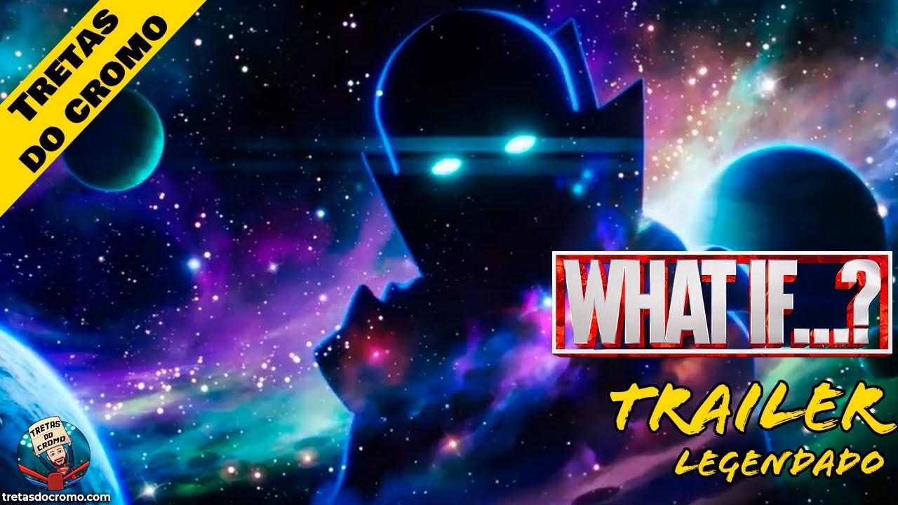 Marvel Studios lança o 2º trailer para a série animada de 'What If?'