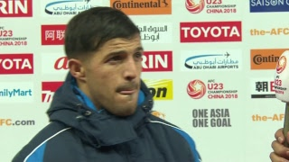 Japan vs Palestine (AFC U23 Championship: Group Stage)