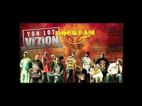 ROCKFAM LAMEA YON LOT VIZYON FULL ALBUM OFFICIAL
