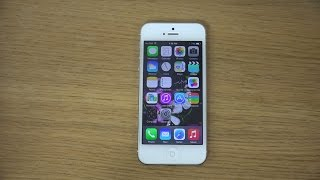 iPhone 5 iOS 8 Final Public - Review (4K)