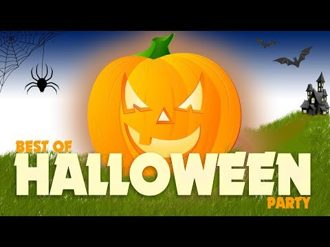 Halloween Party Mix 2017 |  1h Nonstop Halloween Party Musik