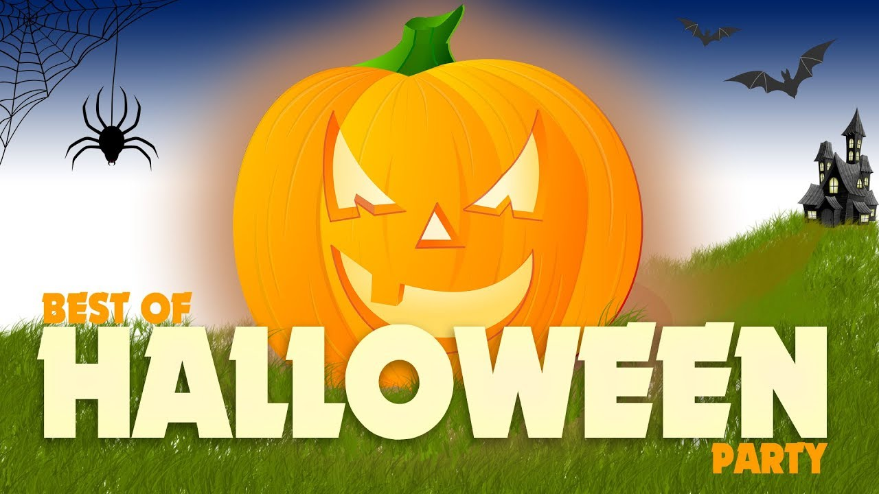 Halloween Party Mix | 1h nonstop halloween party music | dance folklore  party music