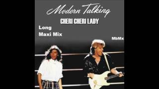Modern Talking-Cheri Cheri Lady Long Maxi Mix