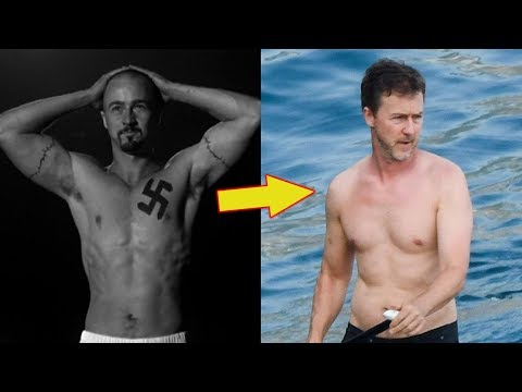 AMERICAN HISTORY X ⚡️ Then And Now 1998 Vs 2019