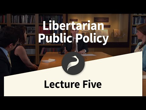5. Discrimination   Libertarian Public Policy with Jeffrey Miron