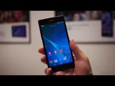 New images compare Sony Xperia Z2's improved display to its predecessor