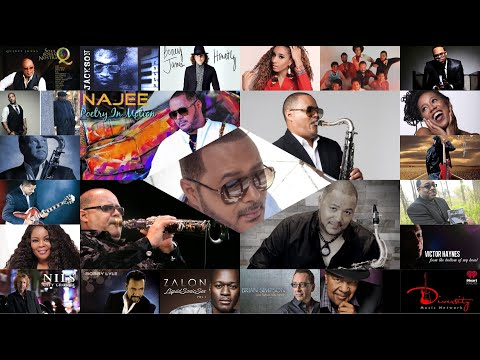 The Smooth Jazz Mix (feat. Najee) 🎷Celebrating 30 Years in Music
