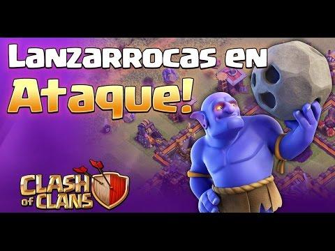 ¡¡NUEVA TROPA OSCURA!! El lanzarrocas | Sneak Peek #3 | Clash of Clans