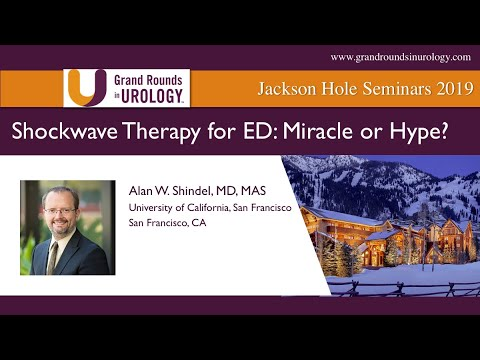 Shockwave Therapy For ED: Miracle Or Hype?