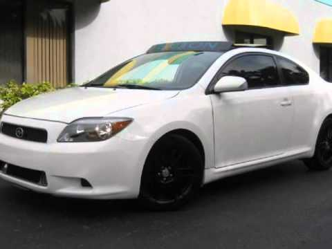 2007 Scion Tc Panoramic Sunroof Sunrise Florida Youtube