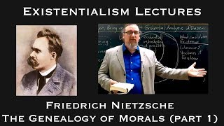 Existentialism: Friedrich Nietzsche, Genealogy of Morals (part 1)