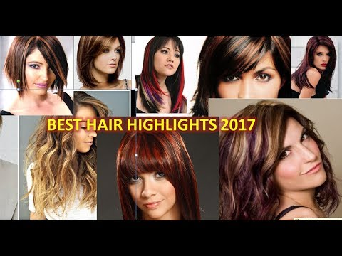 Best Hair Highlights For 2018 Hair Highlight Ideas Hair