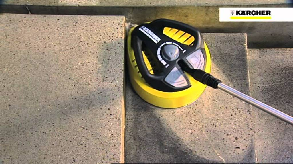 Delightful Karcher T400 T Racer/Patio Cleaner   YouTube