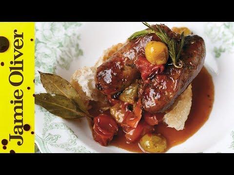 Oven Baked Sausage Ragu   Jamie Oliver