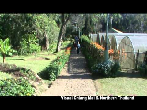 Visiting Phuping Palace