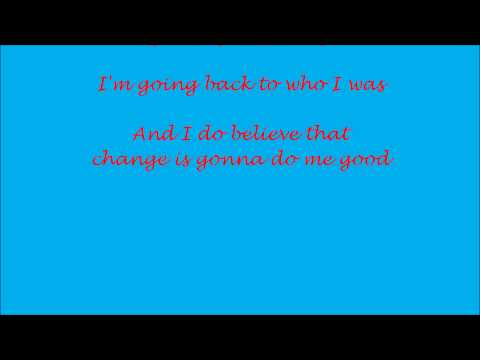 A Change Is Gonna Do Me Good by Etta James (Lyrics)