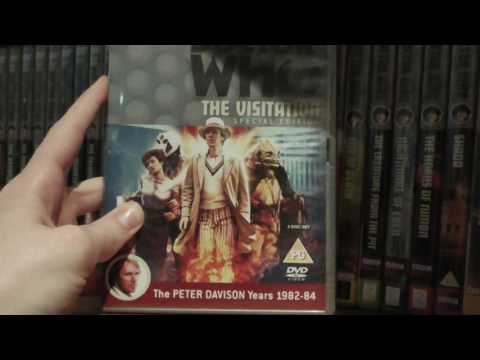 COMPLETE Classic Doctor Who DVD Collection!