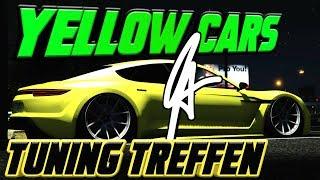 TUNING TREFFEN | MOTTO: YELLOW CARS