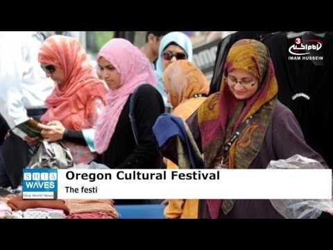 Muslims host cultural festival in Oregon