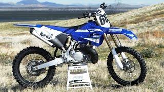 First Ride Yamaha Yz250 Stroke