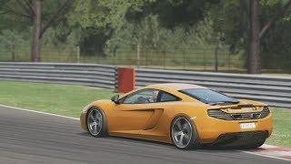 Assetto Corsa McLaren MP4-12C Hot Lap at Brands Hatch GP Circuit | DriveTribe Racing League