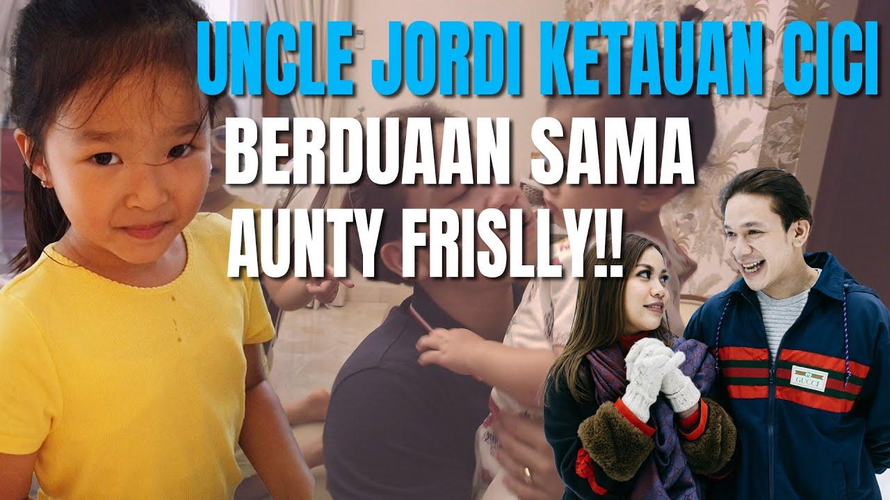 The Onsu Family - Uncle Jordi ketauan Cici berduaan sama Aunty Frislly!!