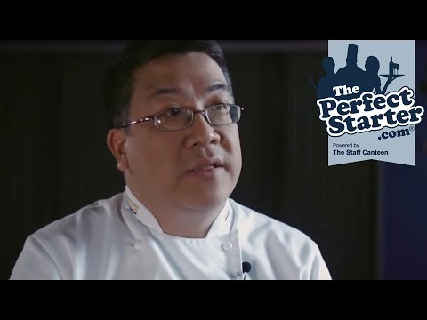 Norman Fu lecturer in Culinary Arts-Careers advice for chefs