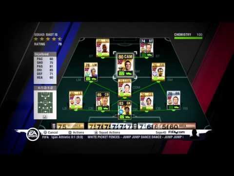 Fifa 11 Ultimate Team | Norwegian Team