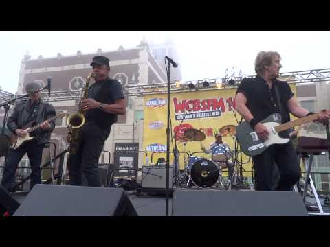 ''On The Dark Side'' - John Cafferty and the Beaver Brown Band - Asbury Park, NJ - May 23, 2014