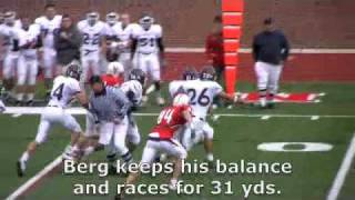 2008 Univ. of Chicago vs Denison Univ. Football Highlights