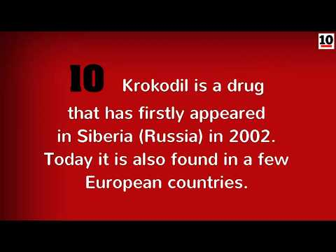 10 facts about the drug krokodil youtube