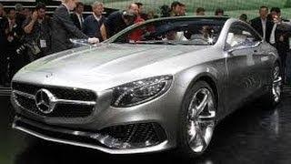2014 Mercedes Concept S Class Coupé   Driving Scenes Thumbnail