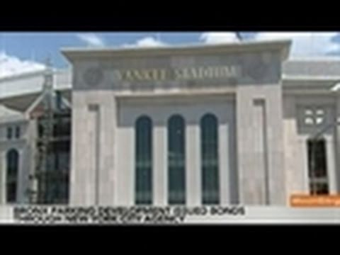 Hedge Funds Stalk Yankee Stadium Parking by Buying Bonds