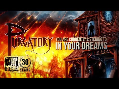 JON SCHAFFER'S PURGATORY - In Your Dreams (Lyric Video)