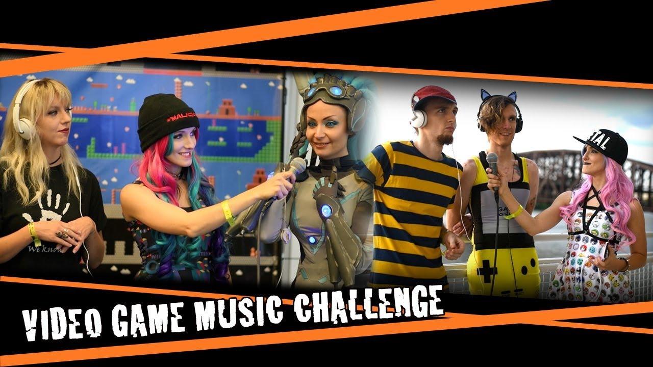 Video Game Music Challenge: ReplayFX  2018