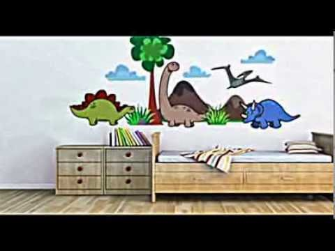 wandtattoos f r babyzimmer youtube. Black Bedroom Furniture Sets. Home Design Ideas