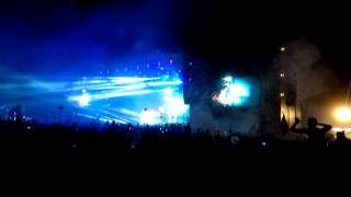 Avicii - Love me again - Sziget Festival 2015