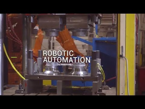 Die Casting Manufacturing Automation Benefits