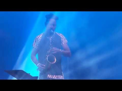 The Comet Is Coming - Journey Through The Asteroid Belt (live at Trans Musicales)